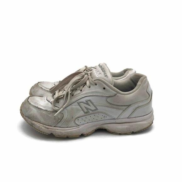 New Balance 405 Womens Walking Shoes White Sz 8.5B